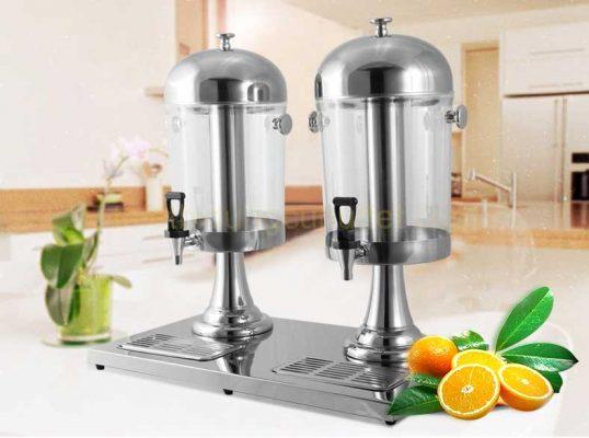 Bình đựng nước buffet trái cây 16 Lít giá rẻ 2 Ngăn BC2201-2