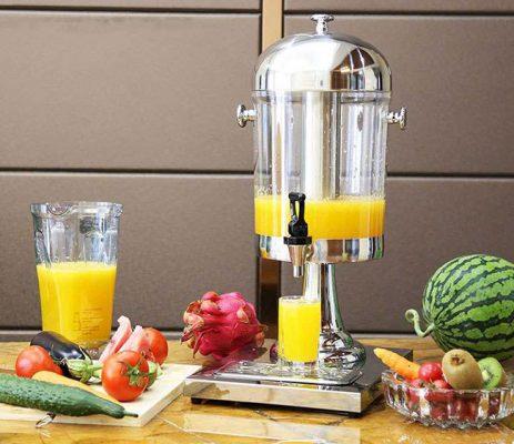 Cho thuê bình đựng nước trái cây giá rẻ 1 ngăn 8 lít BC2201-1