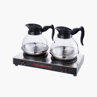 Mô tả Bộ bếp hâm Caferminy Pot và bình cà phê Sunnex CF23-B10