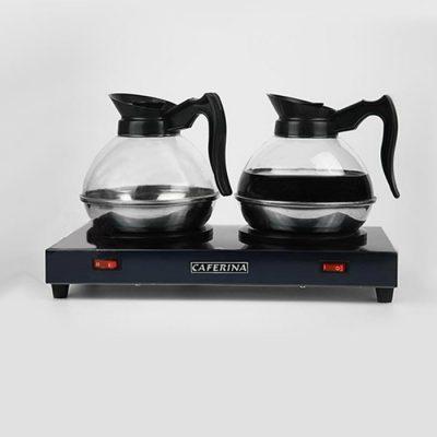 Mô tả Bộ bếp hâm nóng Caferina bình cà phê Klnox CF23-B8