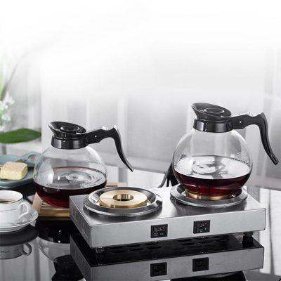 Mô tả Bếp hâm cafe 2 bên vừa hâm vừa nấu BM-2