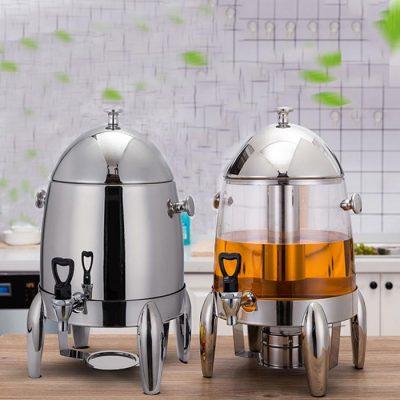 Mô tả Bình hâm trà cafe sữa inox 12 lít CF23-T12