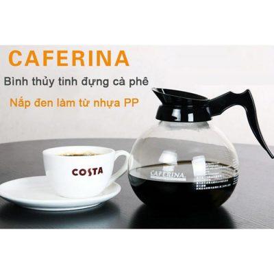 Mô tả Bình thủy tinh đựng cafe Caferina CF2305
