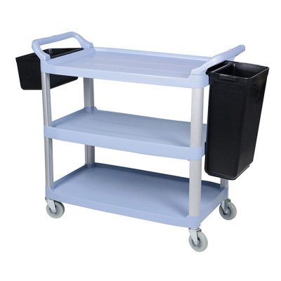 Mô tả Xe đẩy thu dọn bàn ăn 3 tầng đa năng XB1506