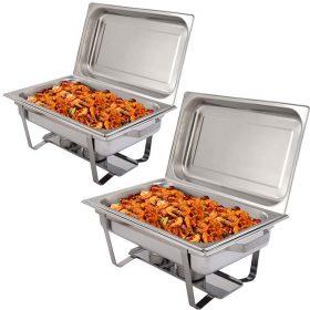 Cho thuê nồi hâm buffet 1 ngăn nắp rời