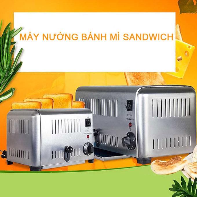 Hình ảnh máy nướng bánh mì sandwich