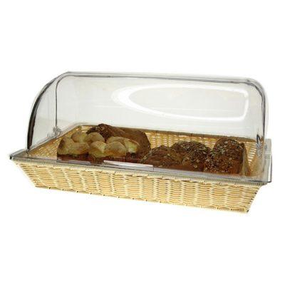 Khay trưng bày đựng bánh mì chữ nhật KB-11