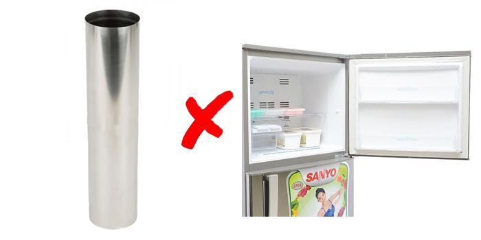 Lưu ý khi sử dụng ống đá giữ lạnh nước trái cây