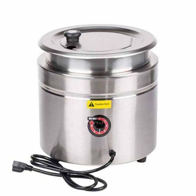 Nồi hâm soup sử dụng điện 10 lít inox AT51388