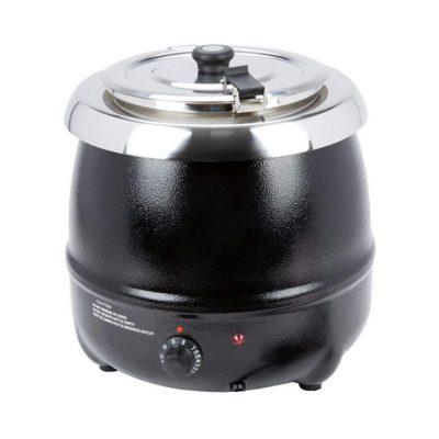 Nồi hâm soup buffet sử dụng điện 10 lít tròn AT51588