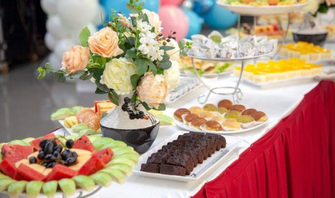 Menu tiệc bánh ngọt teabreak cho hội thảo