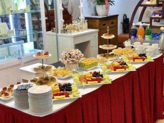 Tiệc ngọt teabreak văn phòng