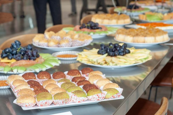 Menu các loại bánh ngọt trong tiệc buffet